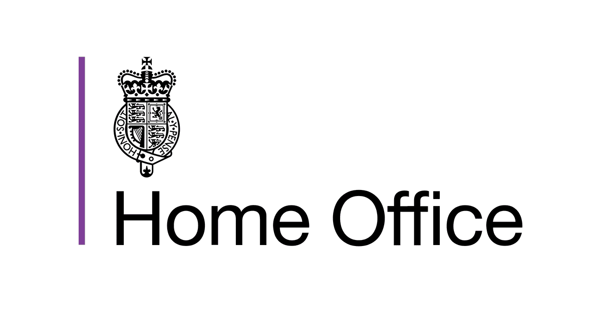 image of Home Office logo